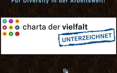 Wir stehen für Diversity in der Arbeitswelt ein!
